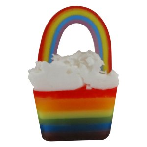 Crafts for St. Patrick's Day: Rainbow MP Soap Recipe