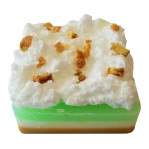 Food Recipes Inspired Us: Pistachio Melt and Pour Soap Recipe