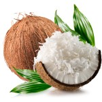 Natural Exfoliants for Soap Making: Coconut Flakes