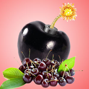 Powerful Fragrance Oils: Black Cherry Bomb Fragrance Oil