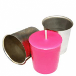 Candle Making Terminology: What is a Votive Candle?