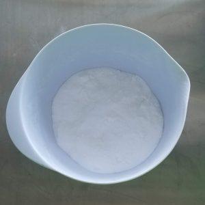 Mojito Bath Bomb Recipe: Preparing the Dry Ingredients
