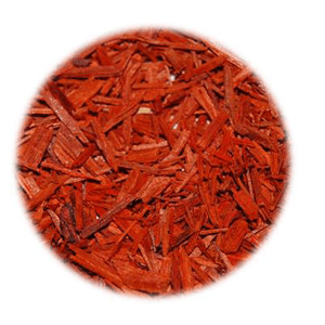 Sandalwood Bath Bomb Recipe: Red Sandalwood Chips