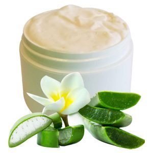 Aloe Body Cream Recipe