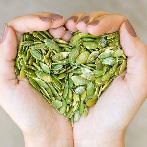 Pumpkin Seed Powder Benefits: Bath and Body Use