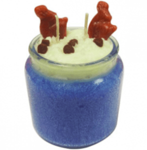 Candle Ideas for Christmas:Reindeer Poo Candle Recipe