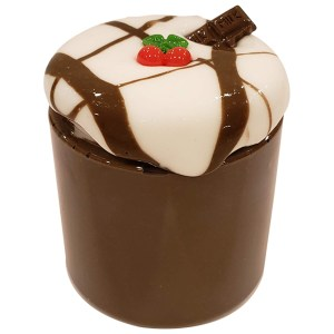 Crafts For Tweens: Hot Fudge Brownie Slime Recipe