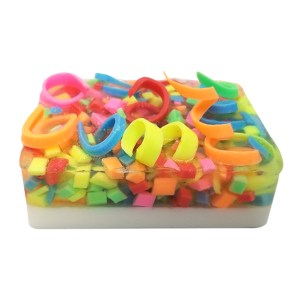 Confetti Melt and Pour Soap