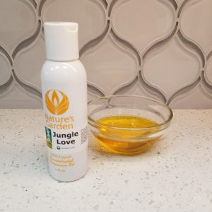 Tiger Stripe Soap: Adding the Fragrance Oil