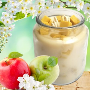 Apple Dumpling Candle Recipe