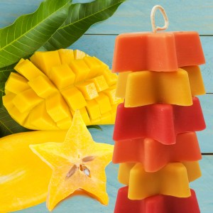 Star Fruit Mango Candle Recipe