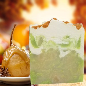 Pearamel Soap Recipe
