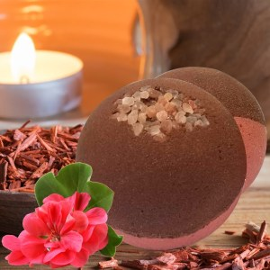 Sandalwood Bath Bombs