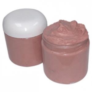 10 Foaming Bath Whip Recipes - Whipped Rose Clay Shaving Cream Recipe