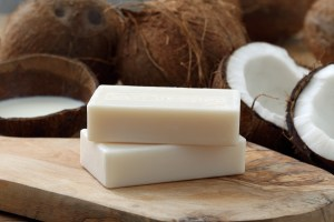Benefits of Coconut Oil in Soap
