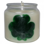 St. Patricks Day Candle Recipe
