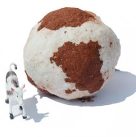Cow Pie Bath Bomb Recipe