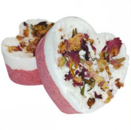 Rose Petal Bath Bomb Recipe