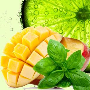 15 Fragrance Oils for St Pattys Day - Lime Basil Mango Fragrance Oil