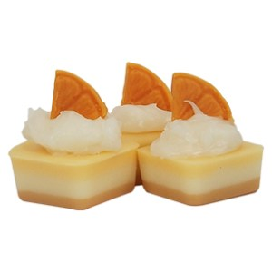 Orange Juice Cake Wax Tarts Recipe