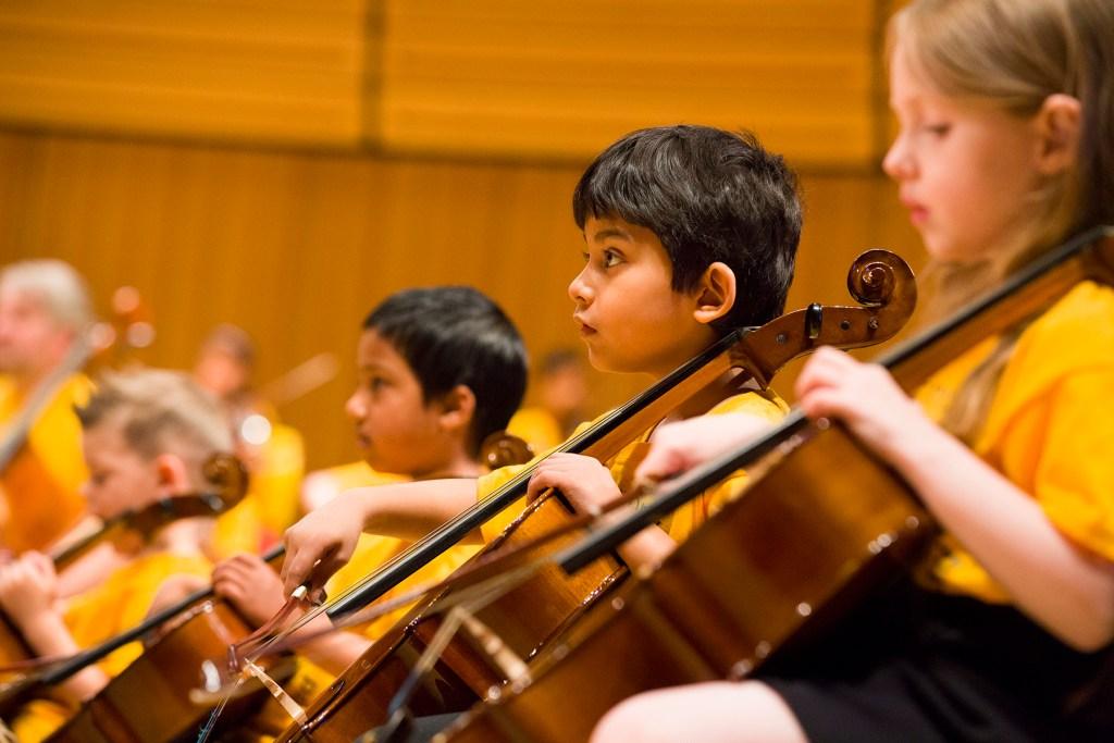 Sage Gateshead young musicians