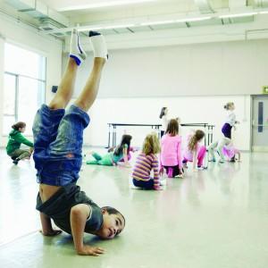 Dance City class