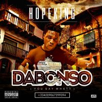 Hope King - Dabonso