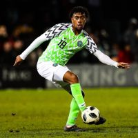 Alex Iwobi Tops List For African Best Player