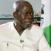 Oshiomhole arrives Benin, speaks on IGP's ban