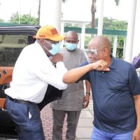 Edo Election Victory Was Strategised In Wike's House – Obaseki