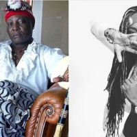 Charly boy says DJ Switch is holding the 'dictatorship government of Nigeria' by the balls