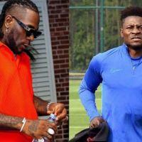 Burna Boy reportedly beaten up in Lagos club