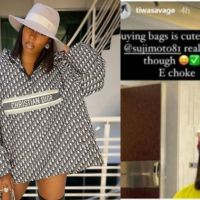 Tiwa Savage acquires luxurious house with Sujimoto amidst tape saga