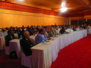 Overview of Delegates at the Conference