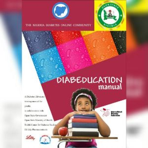 Diabeducation manual for secondary school students