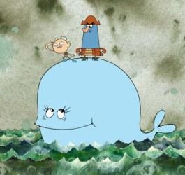 Whale Cartoon Show