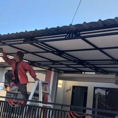 Harga Besi Baja Ringan Untuk Kanopi Jasa Pasang Rangka Atap