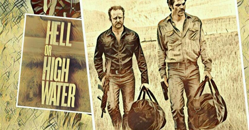 "Review Film | ""Hell or High Water (2016)"" Tentang Kesepian"