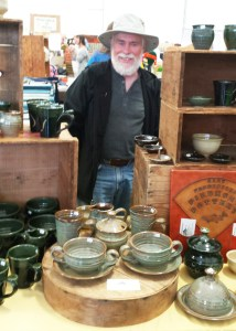 Gary of Piedmont Pottery
