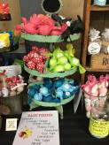 Le Soap has a collection of soaps, bath bombs and salts that anyone would love to use in the bath! Talk to them about what might be right for you!