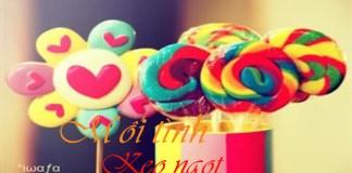 Mối tình kẹo ngọt