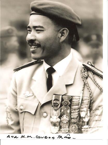 Ảnh tư liệu: Tướng SG Nguyễn Chánh Thi