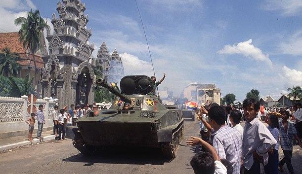 Người TQ viết về sự kiện VN 'xâm lược' Campuchia