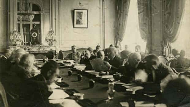 18/01/1919: Hội nghị Hòa bình Paris khai mạc