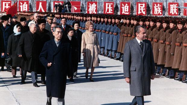 21/02/1972: Nixon thăm Trung Quốc