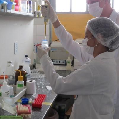 Extração de DNA