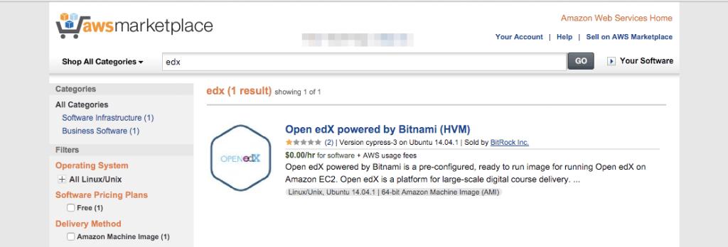 Open edX環境を手軽につかう