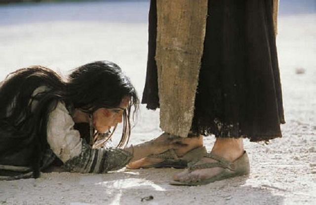 Joh 8:1-11 Jesus, jy en ander mense