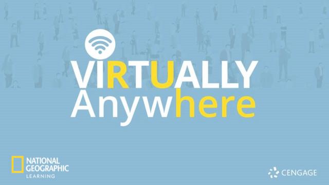 Virtually anywhere2