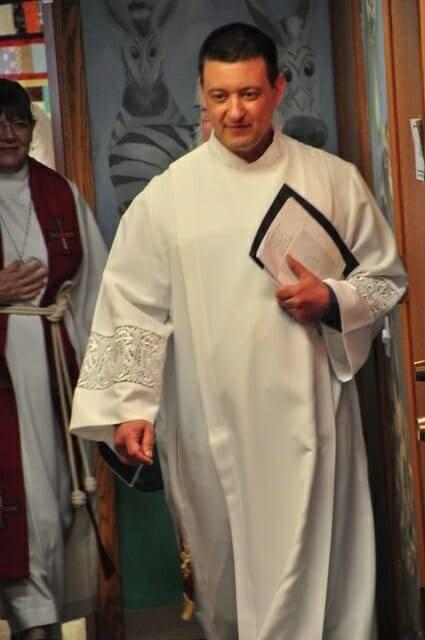 Ordination and Installation of Pastor Micah Cavaleri on June 12, 2021